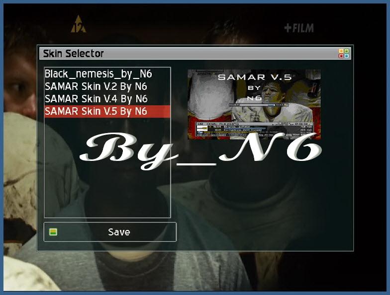 Skin E1-Samar v5 for EDG-Nemesis